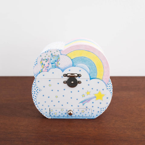 Treasure Music Box: Unicorn Dream