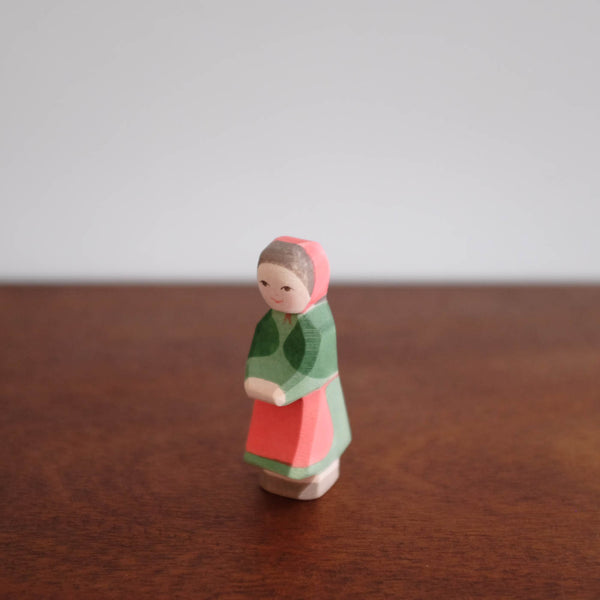 Ostheimer Red Riding Hood Toy