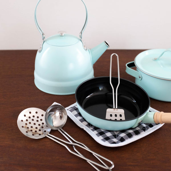 Vintage Cooking Utensils Set
