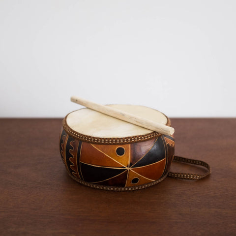 Gourd Double Drum