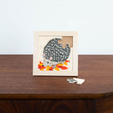 Wooden Puzzles: Hedgehog