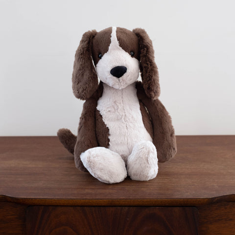 Bashful Fudge Puppy Doll- 2 Sizes Available