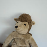 Senger Organic Brown Hedgehog Plush Doll