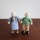 Grandparents Doll Set