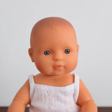 Newborn Baby Doll- Caucasian Girl