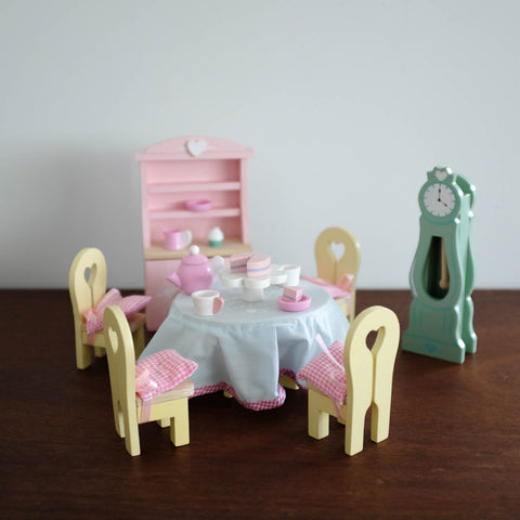 Drawing Room Doll Furniture Set