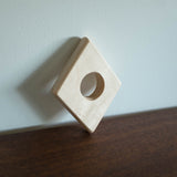 Wooden Diamond Organic Teether