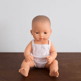 Newborn Baby Doll- Asian Girl