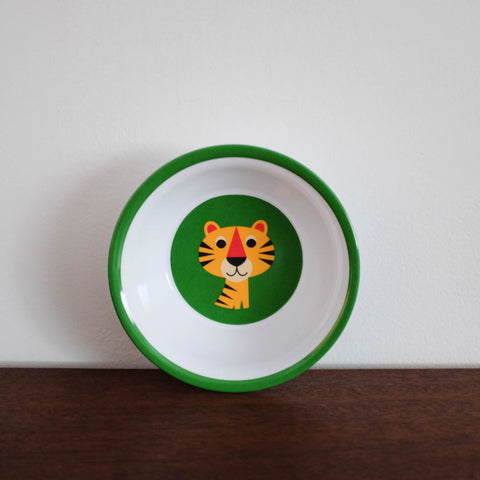 Retro Tiger Bowl