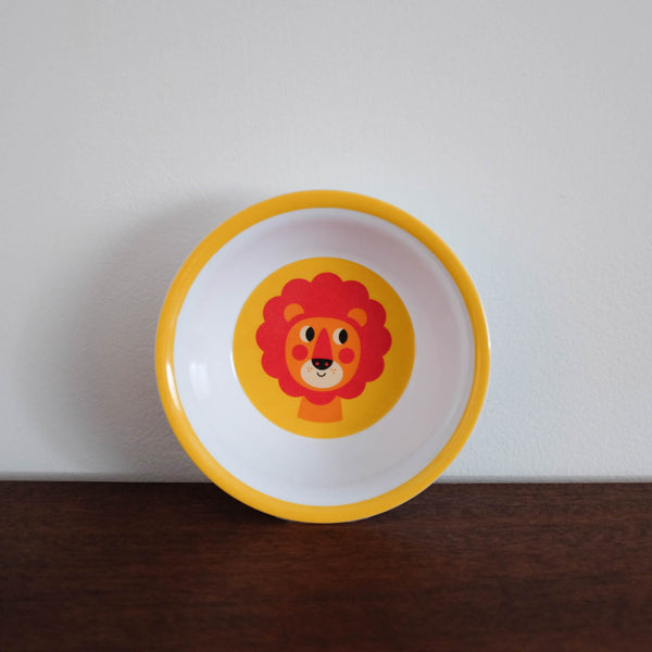 Retro Lion Bowl