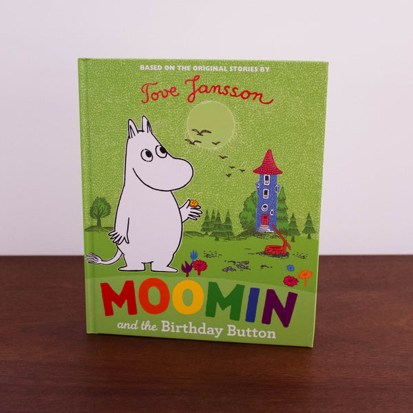 Moomin's and the Birthday Button Book