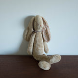 Soft Bunny Plush Doll- Brown