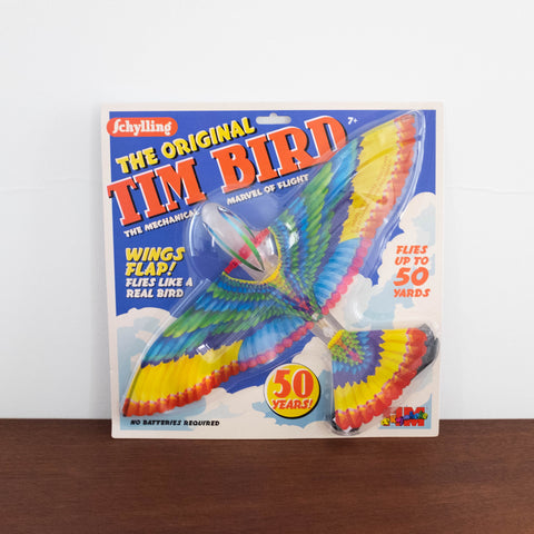 The Original Tim Bird Toy
