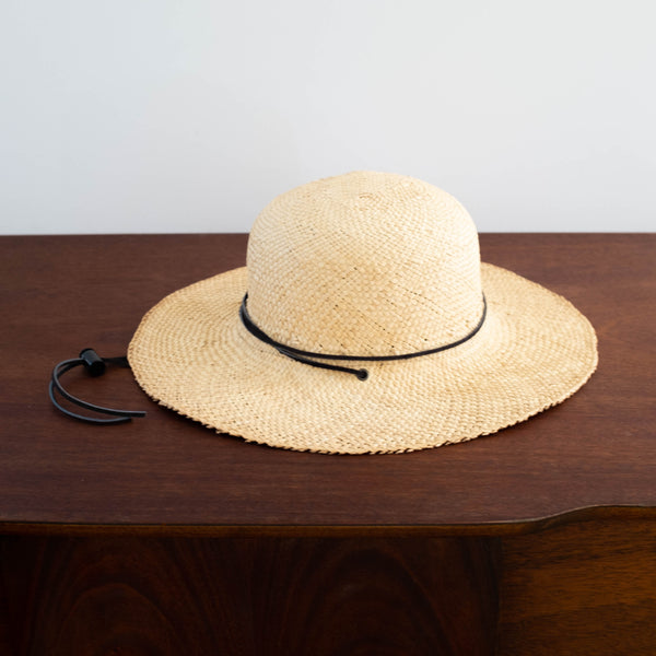 Straw Nantes Hat