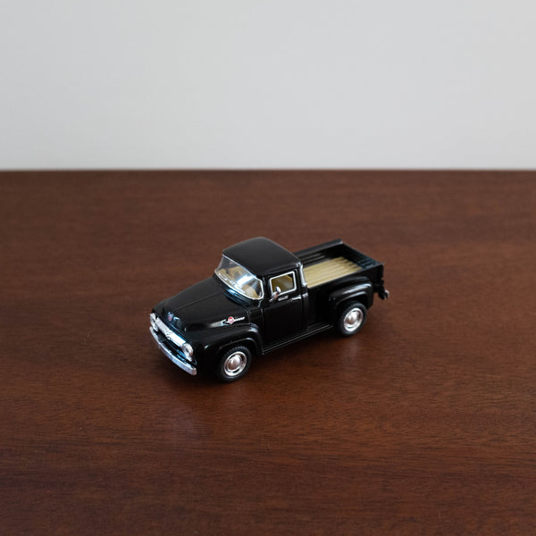 Die Cast Metal Cars: 56' Ford Pick Up Truck