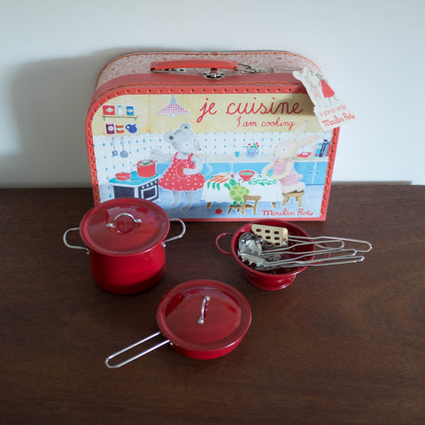 Je Cuisine Cookery Set