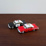 Die Cast Metal Cars: Sheriff Car
