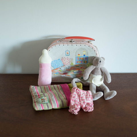 Baby Doll Valise Set