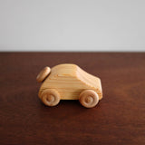 Wooden Small Ragtop Car