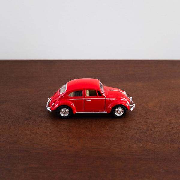 Die Cast Metal Cars: VW Bug