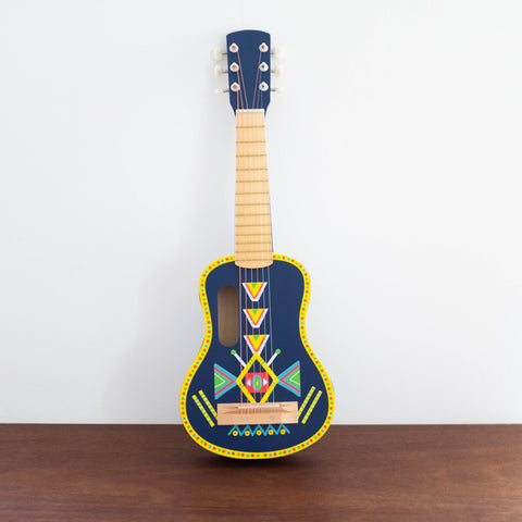 Animambo Wooden Guitar