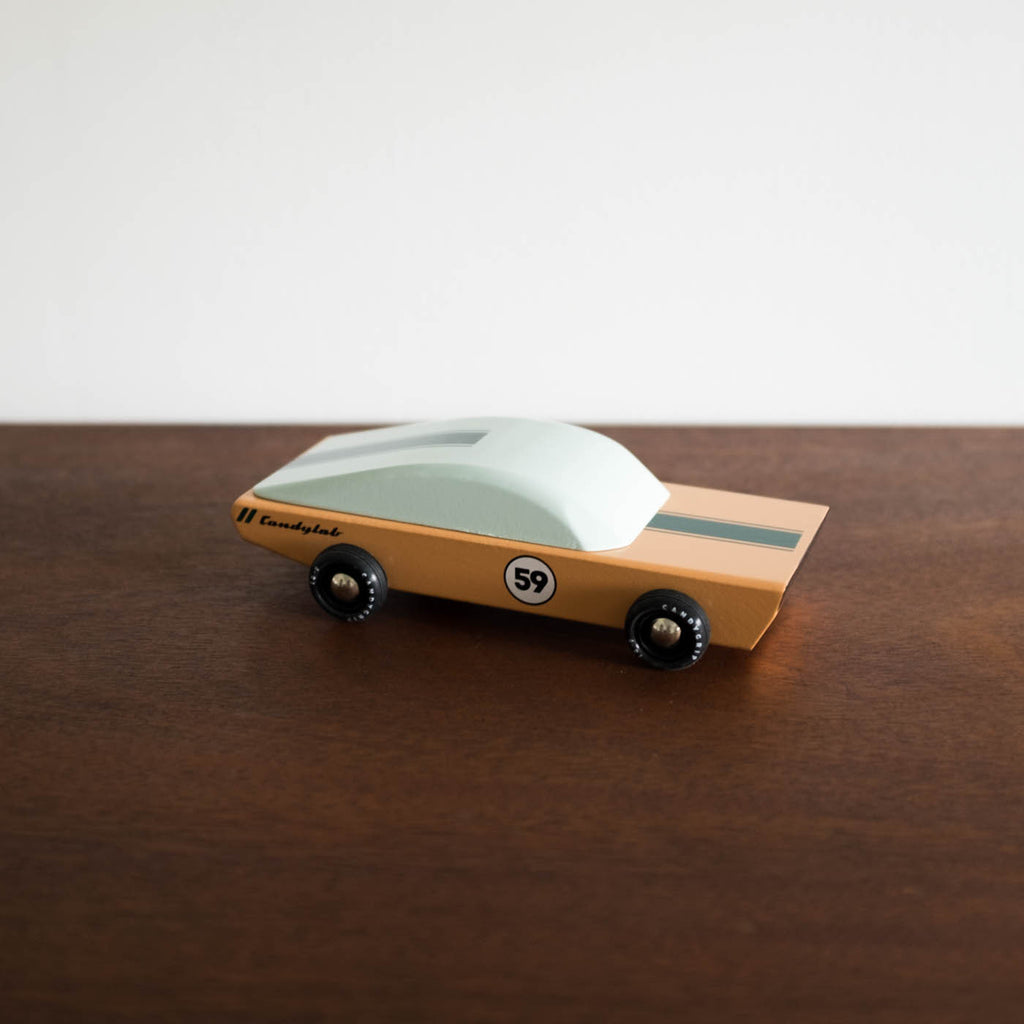 Ace the Wooden Car Toy | Shop Merci Milo