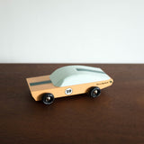 Ace the Wooden Car Toy