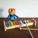 Metal Rainbow Xylophone Instrument Toy