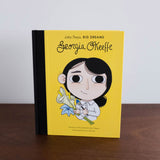 Little People, Big Dreams: Georgia O'Keefe Book