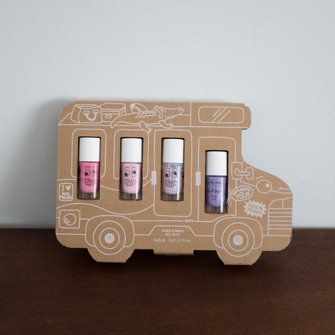 Bus Nailmatic Gift Set