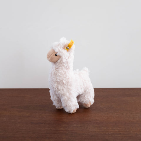 Little Llama Cream Plush Doll