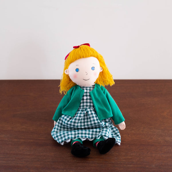 Ellen Swedish Doll Set