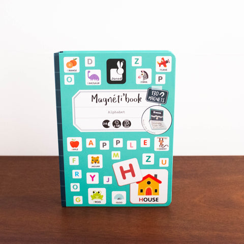 Alphabet Magnetic Game Set