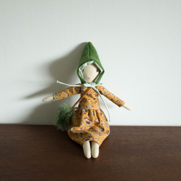 Milo the Pixie Doll