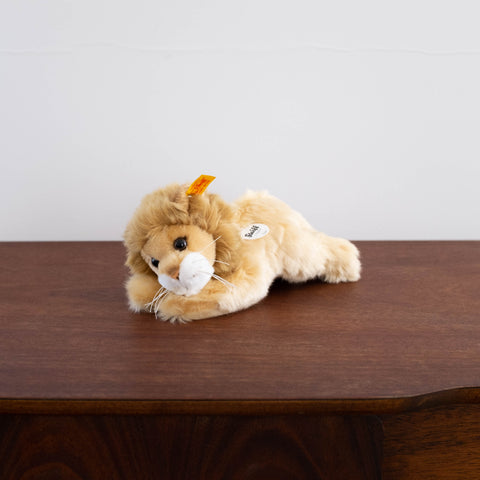 Little Leo Lion Plush Doll