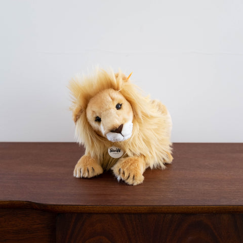 Leo Lion Plush Doll