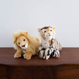 Radjah Tiger Plush Doll
