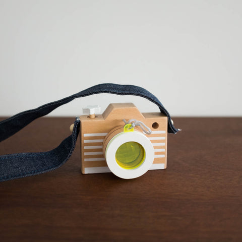 Wooden Camera: Yellow