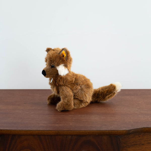 Baby Fox Plush Doll