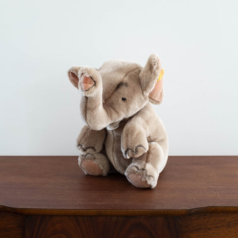 Hubert Elephant Collectible Doll
