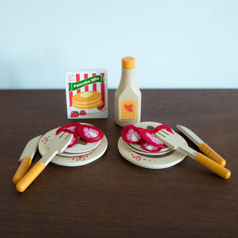 Pancake Breakfast Set
