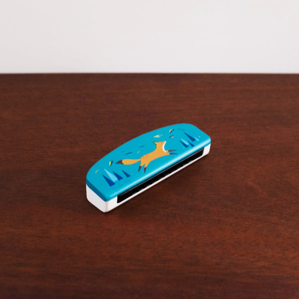Le Voyage Wooden Harmonica Toy