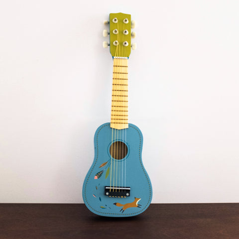 Le Voyage Wooden Guitar Toy
