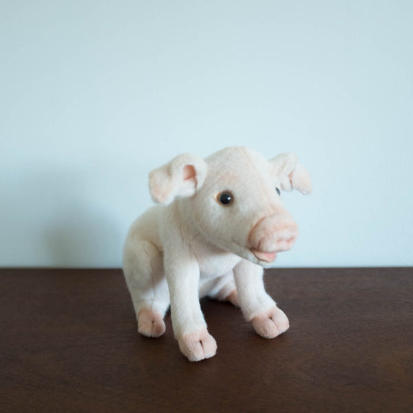 Oliver the Pig Stuffed Animal