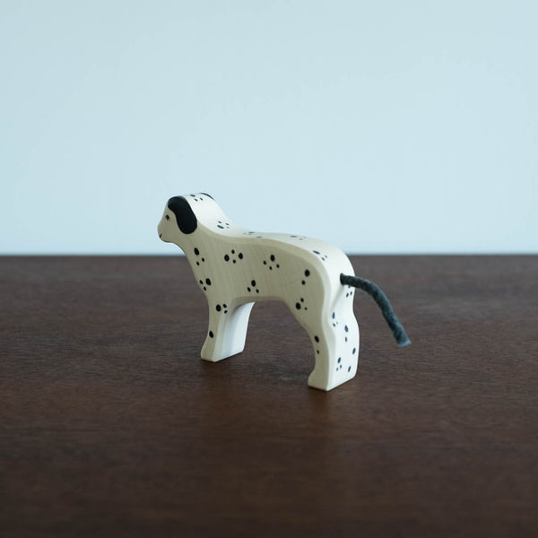 Holztiger Dalmation Dog