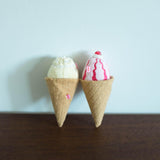 Biofino Venezia Ice Cream Cone Set