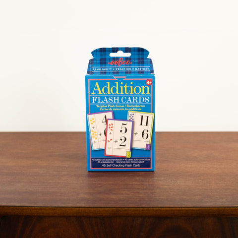 Flash Cards: Addition