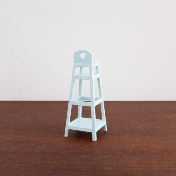 High Chair- Blue