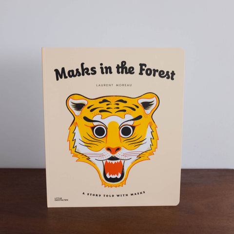 Masks in the Forest Book