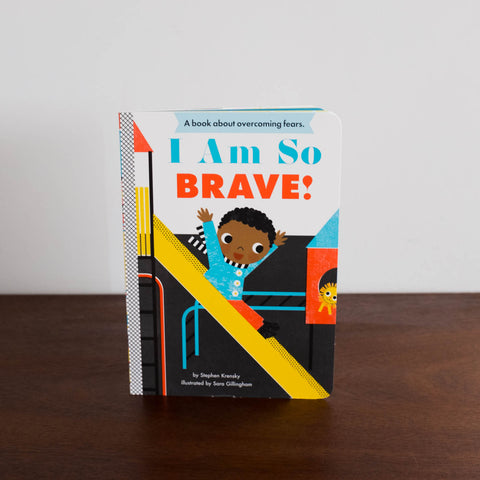 I Am So Brave Book
